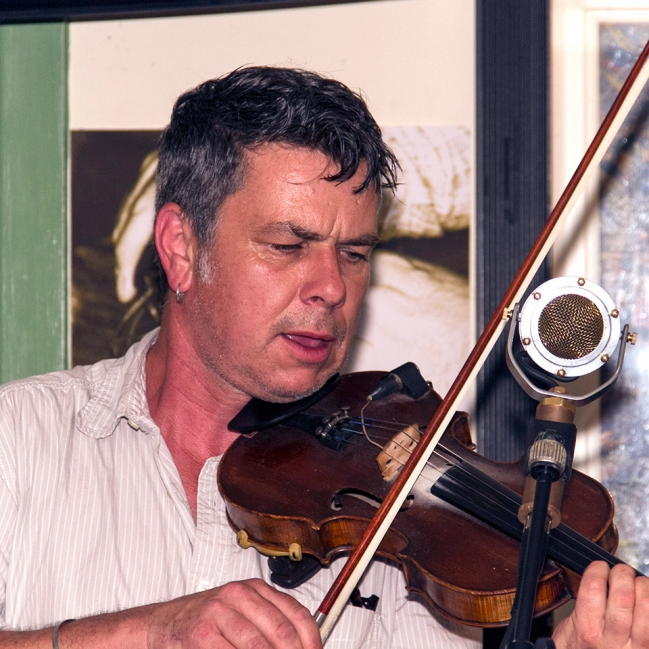 Fiddle Masterclass with Jock Tyldesley (€10)